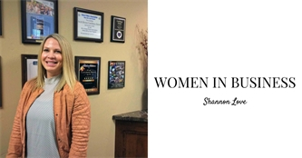 Women In Business: Shannon Love