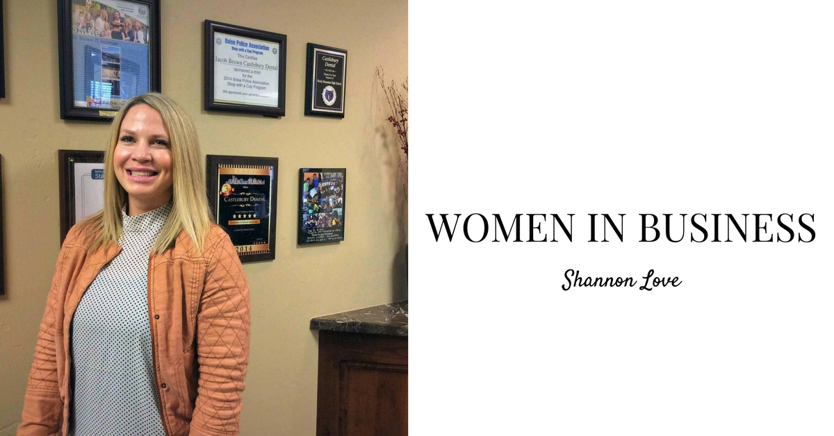 Women In Business: Shannon Love