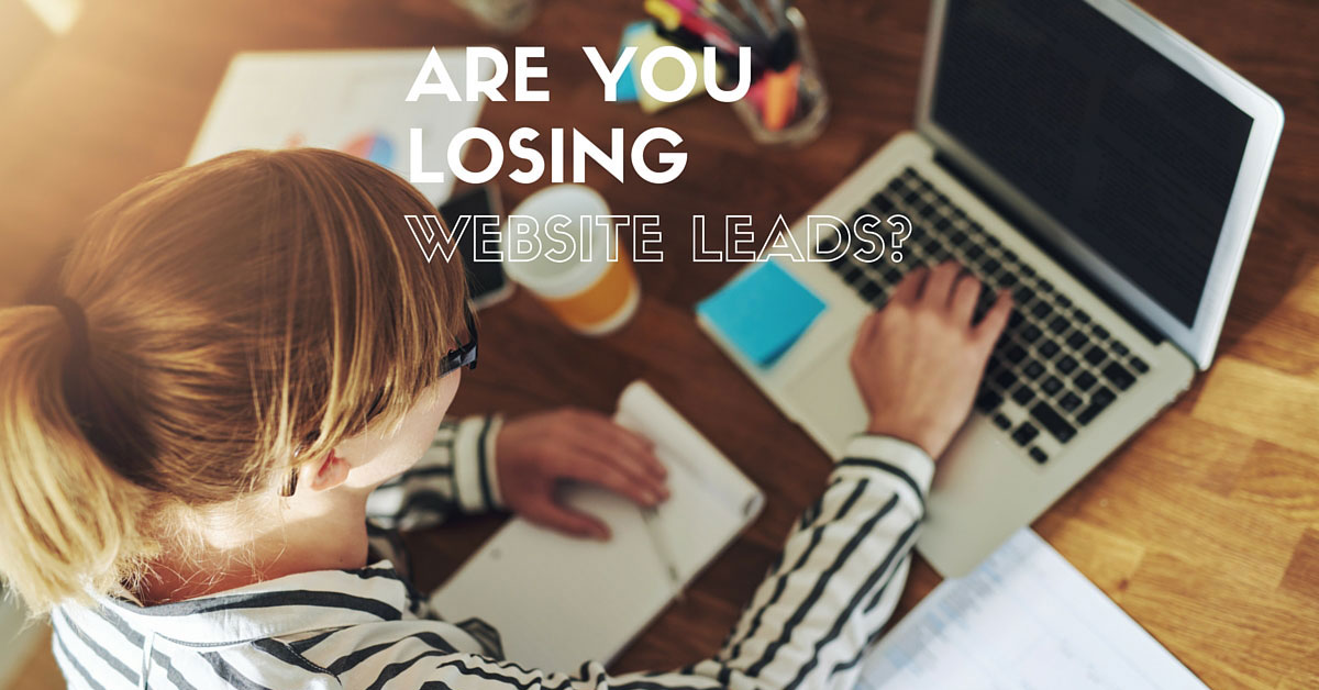 Not Getting Any Leads From Your Website?