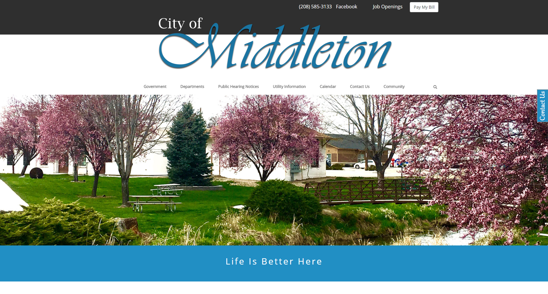 City of Middleton