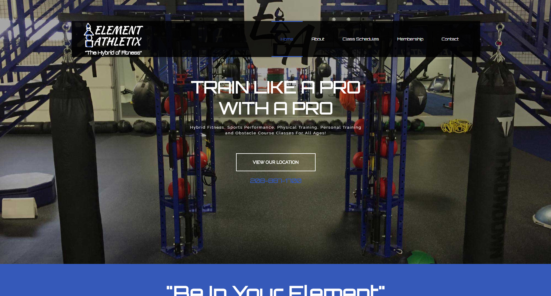 Element Athletix