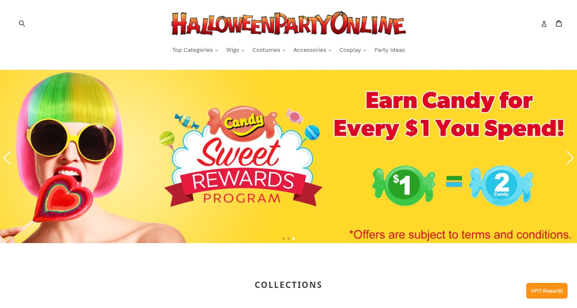 Halloween Party Online