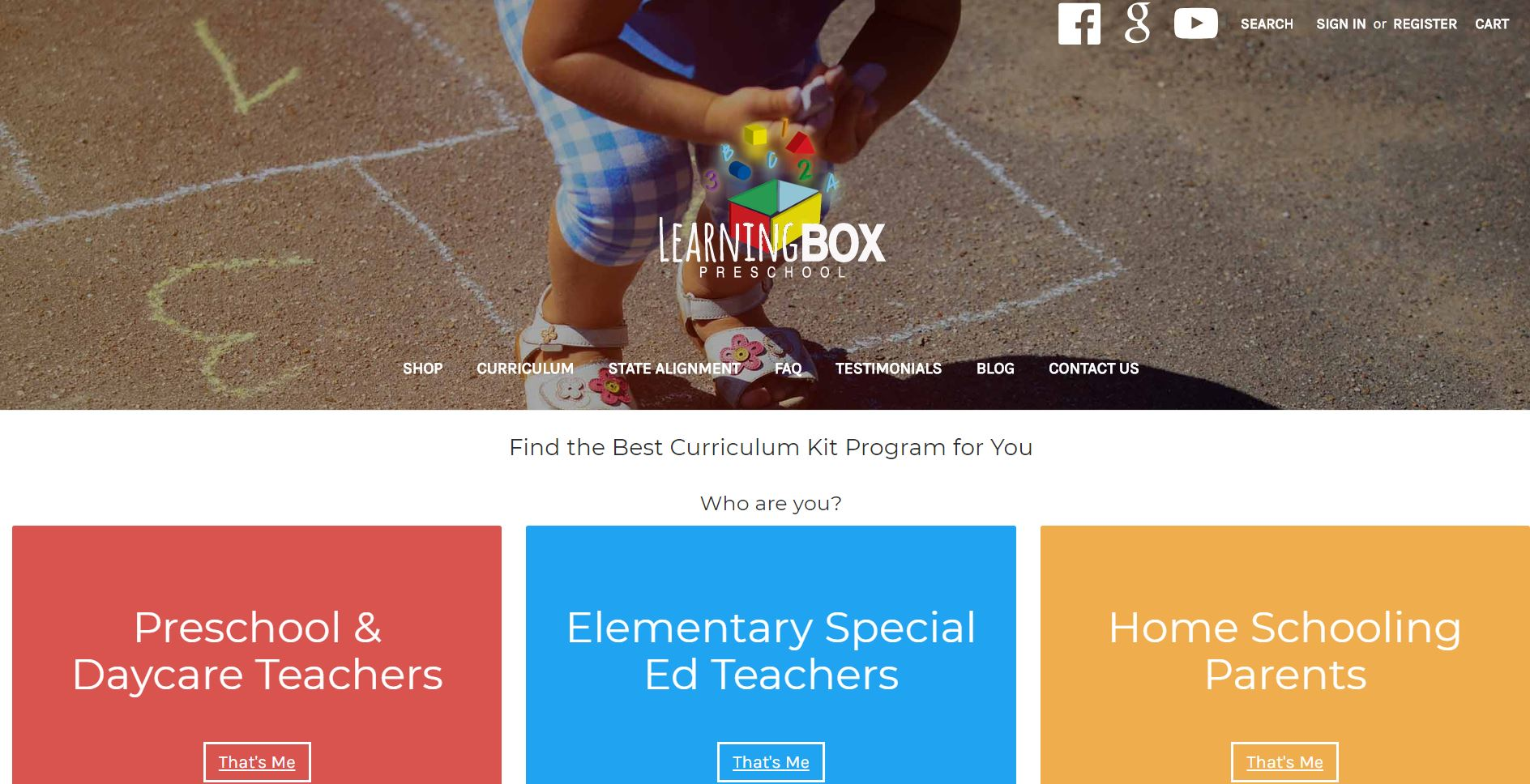 Learning Box Preschool