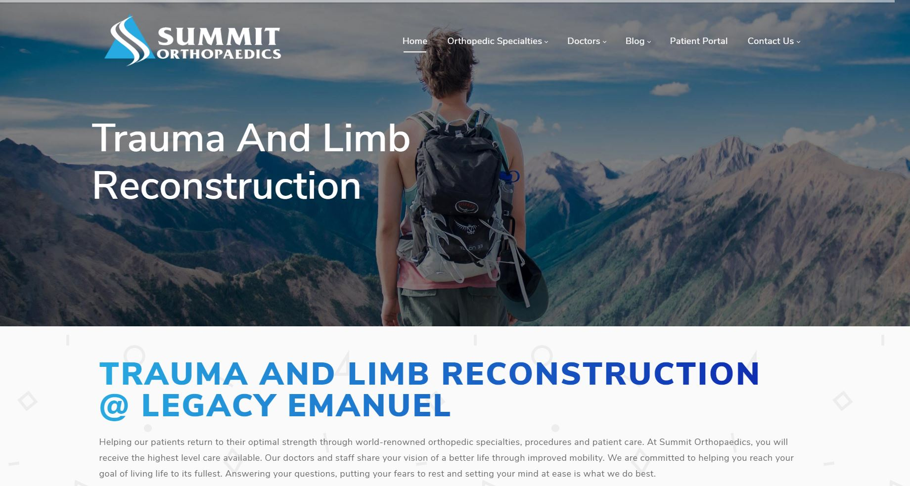 Summit Othopaedics