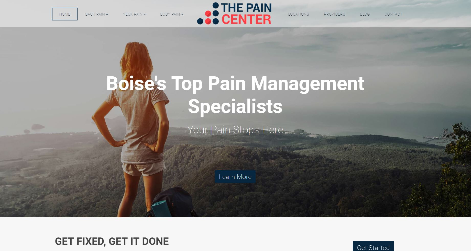 The Pain Center